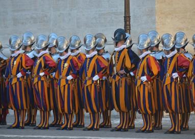"""""""L'esercito più piccolo del mondo"""" a Venezia"""