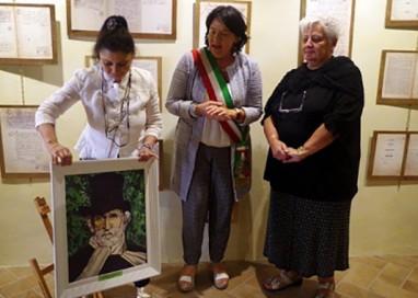 Busseto riceve il ritratto originale in digitale di Verdi