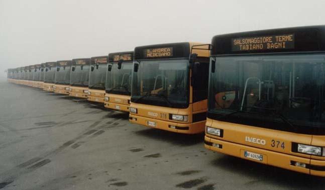 Forse trasporto pubblico resterà a Tep: accolto ricorso. Gara da rifare?