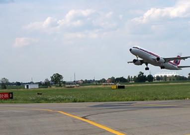 Aeroporto: si parte nel 2019 con 1100 voli all'anno
