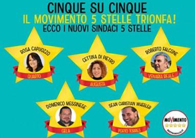 """Grillo parla dei Comuni a 5 stelle, ma """"dimentica"""" Parma"""