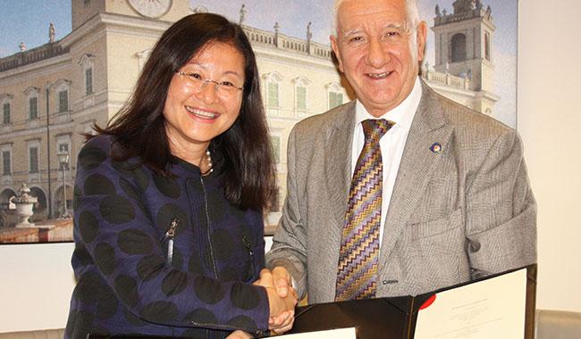Alma – Hong Kong, altri tre anni di collaborazione