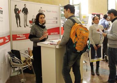 Job Day: all'Unipr gli studenti incontrano le aziende
