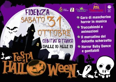 Il CCN Fidenza al Centro si prepara a festeggiare Halloween