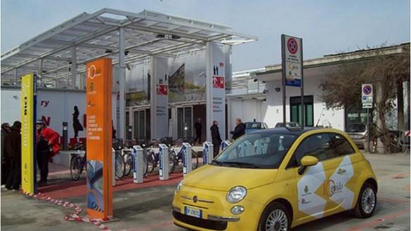 """Parma """"eco-friendly"""", leader in Italia per la mobilità sostenibile"""