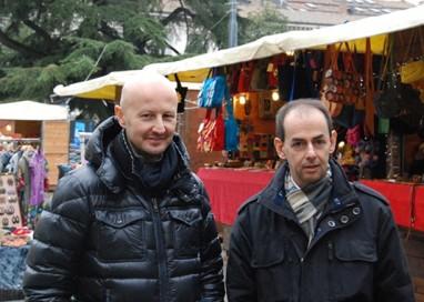 Piazza Garibaldi: a Natale altri 18 giorni di Mercato
