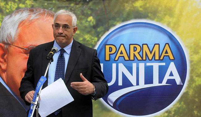 Ghiretti chiude la campagna elettorale con una poesia di Caproni