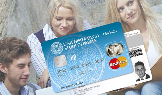 Arriva la nuova carta multiservizi per gli studenti di Parma