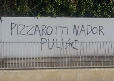 Riflettori di nuovo accesi sul muro di Via Toscana