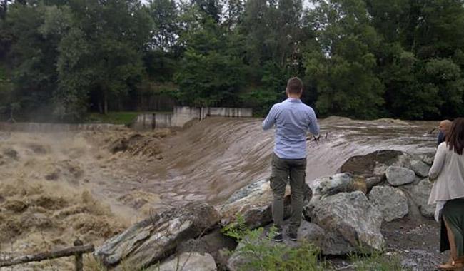 Maltempo, Regione chiede stato emergenza: 9,5 mln per Parma