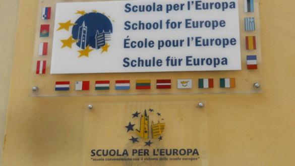 Scuola per l'Europa. C'è attesa, arriva il dirigente?