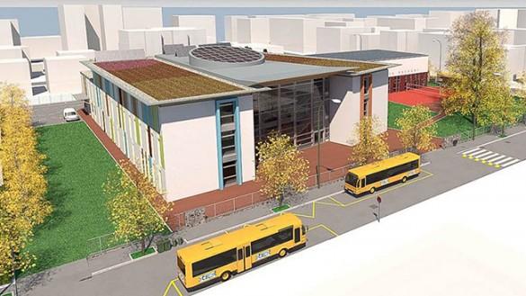 Alinovi: Scuola Racagni pronta a settembre 2016