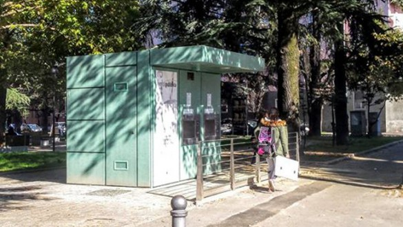 Tessere gratuite per l'acqua del sindaco in via Lazio