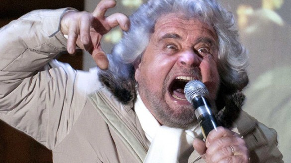 Beppe Grillo: Explora inutile carrozzone da chiudere subito