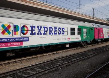 Treno Expo: linea protratta in modo permanente