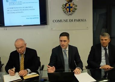 Tributi, Parma Gestione Entrate abilitata a riscuotere