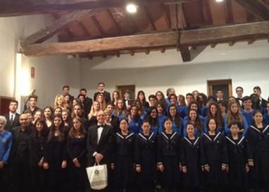 Studenti di Parma e Kagawa in concerto per Parigi