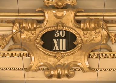 Il Tempo Ritrovato: restaurato l'orologio del Regio
