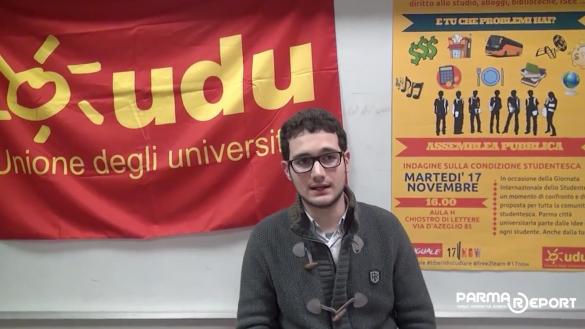 VIDEO. Gli studenti chiamano Parma, Parma risponde?