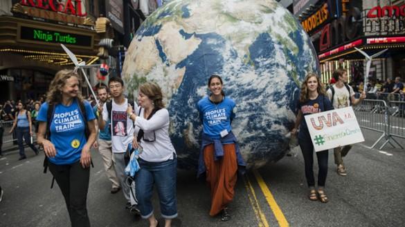 Marcia globale per il clima, si sfila anche a Parma