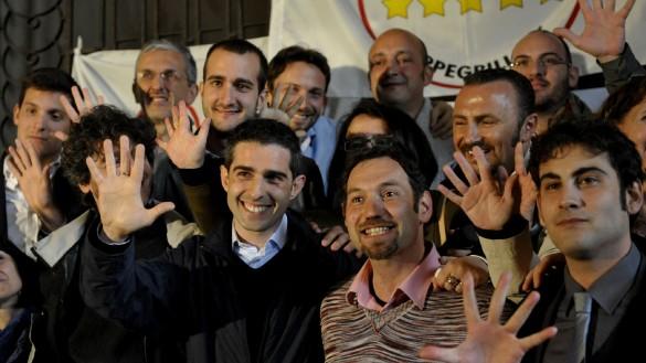 """Dalla """"politica col sorriso"""" a quella del """"falco"""" Vagnozzi"""