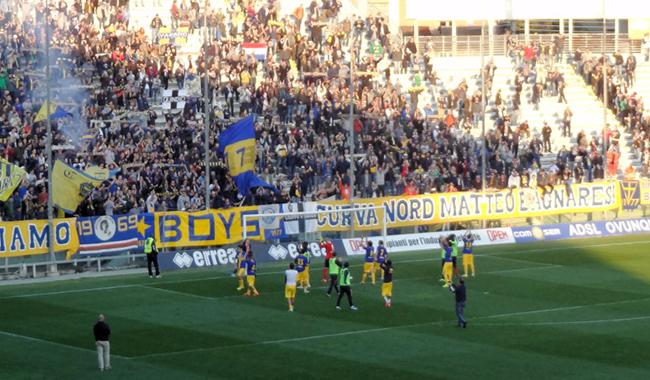 Parma, le combinazioni possibili nel primo turno dei playoff