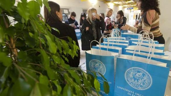 Open day Unipr: boom di visitatori all'apertura della kermesse