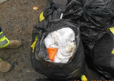 Controlli rifiuti. 4 multe in quartiere Montanara