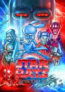 10 OTTOBRE Star Rats (Episodio III)