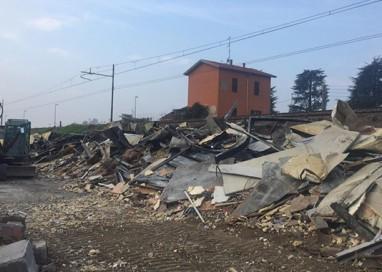 Abbattute le baracche in via Buffolara
