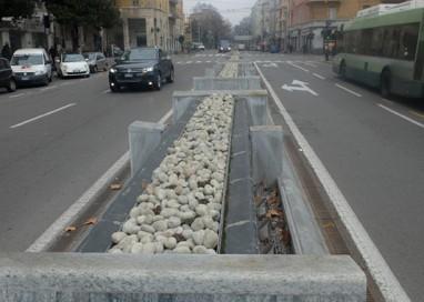 Interventi a barriera Garibaldi e P.le San Francesco