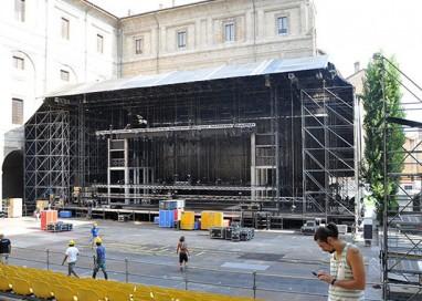 14.000 euro dal Teatro Regio per illuminare la Pilotta