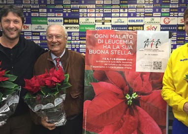 """Parma Calcio 1913: """"Una stella di Natale per la Ricerca"""""""