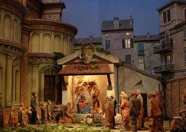 Parma, inaugurata la mostra dei presepi della S.S. Annunziata