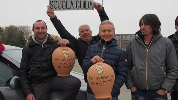 Anche le autoscuole a fianco di Parma Facciamo Squadra