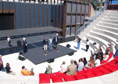 Arena Shakespeare: sarà pronta per la stagione estiva