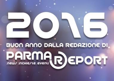 La redazione di Parmareport augura un buon 2016 a tutti i lettori!