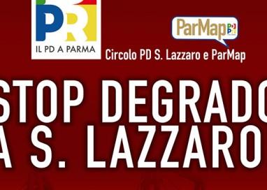 ParMap. Stop al degrado al San Lazzaro!