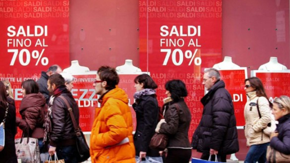 Saldi, soddisfazione tra i commercianti in Emilia Romagna