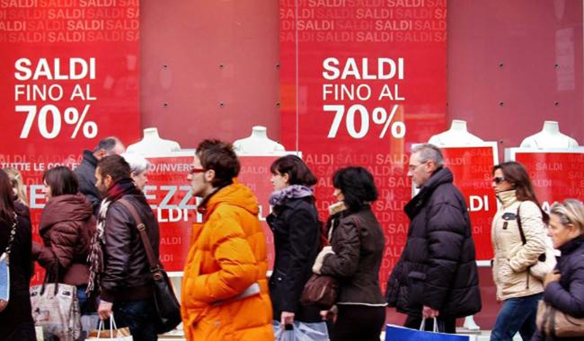 Saldi. In Emilia-Romagna iniziano il 5 gennaio
