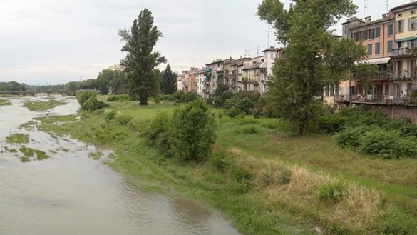 Lavori nel Torrente Parma: 600mila euro in due anni