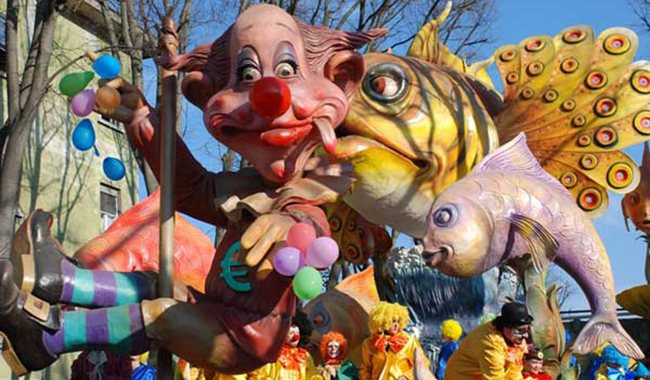 Busseto, inizia domenica lo storico Carnevale