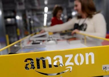 Amazon verso l'Aeroporto Verdi di Parma