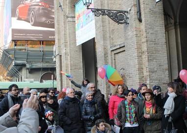 #SvegliaItalia: anche Parma in piazza per le unioni civili