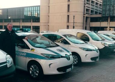 La Regione dà a Parma 18 veicoli elettrici