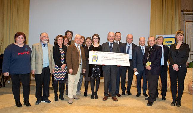 Parma Facciamo Squadra: 228 mila euro raccolti