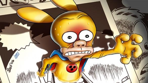 Rat Man in fin di vita: ultima serie di dieci numeri