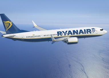 Dal 27 marzo tornano i voli Ryanair Parma-Cagliari