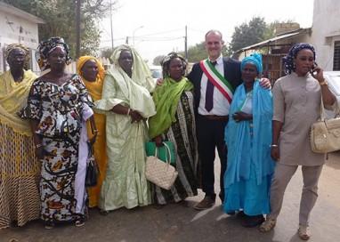 Parma vola in Senegal a far formazione sui rifiuti