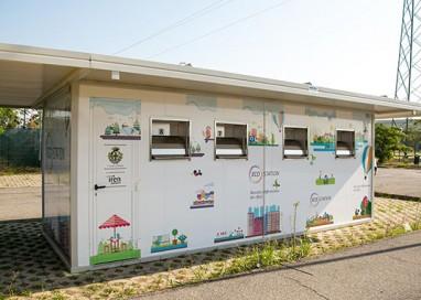 Oltretorrente e centro storico, in arrivo 8 nuove mini eco-station
